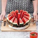Wassermelonen Schneider Watermelon Slicer Windmühle Wassermelonen Schneider,Küche Praktische...