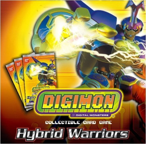 Digimon Collectible Card Game Hybrid Warriors Booster Box (24 Packs)