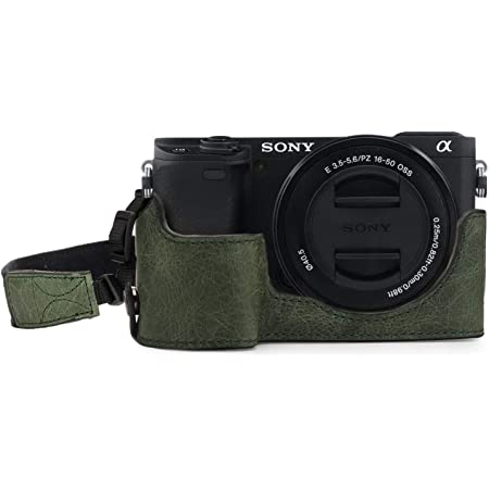 Megagear Mg1644 Ever Ready Kameratasche Aus Echtleder Kamera