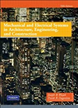 Mechanical and Electrical Systems in Architecture, Engineering and Construction (2-downloads) PDF