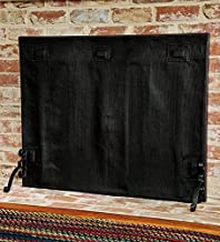fire screen to stop draughts