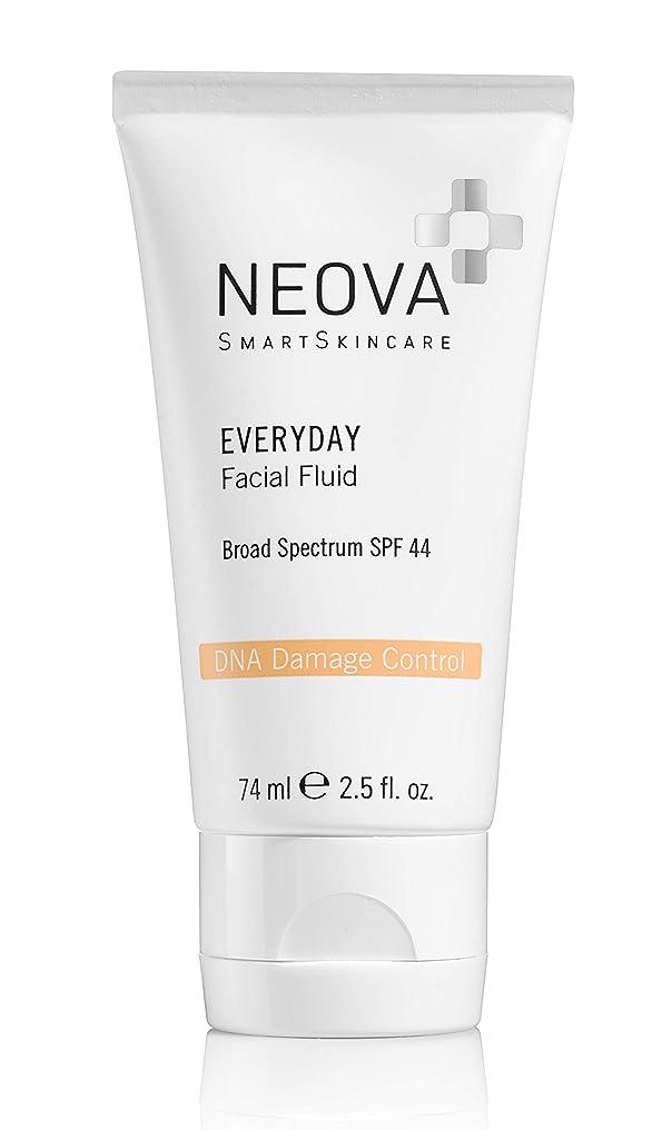 翻訳ありふれたお手入れNeova DNA Damage Control Everyday for the Face SPF 44 74 ml 2.5 oz