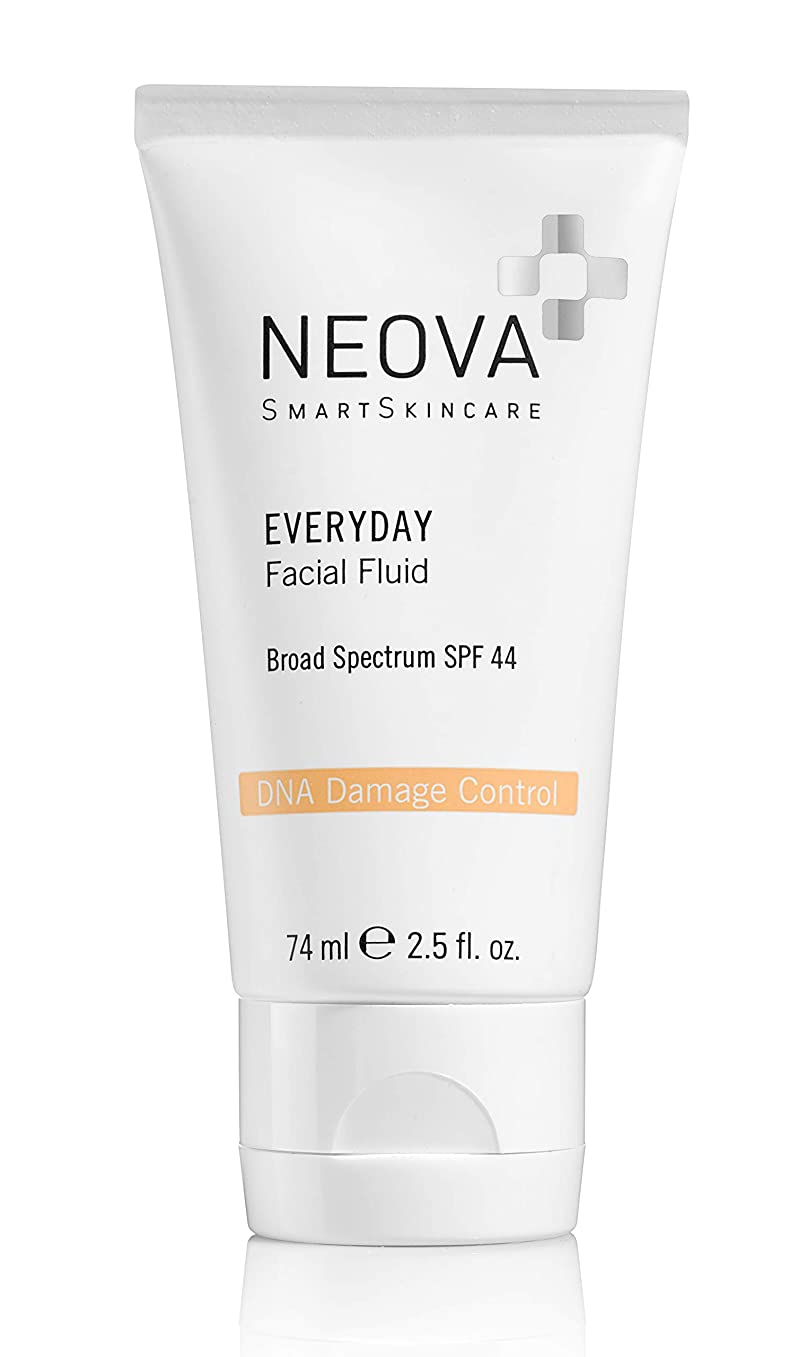 チャネルスキップサーカスNeova DNA Damage Control Everyday for the Face SPF 44 74 ml 2.5 oz