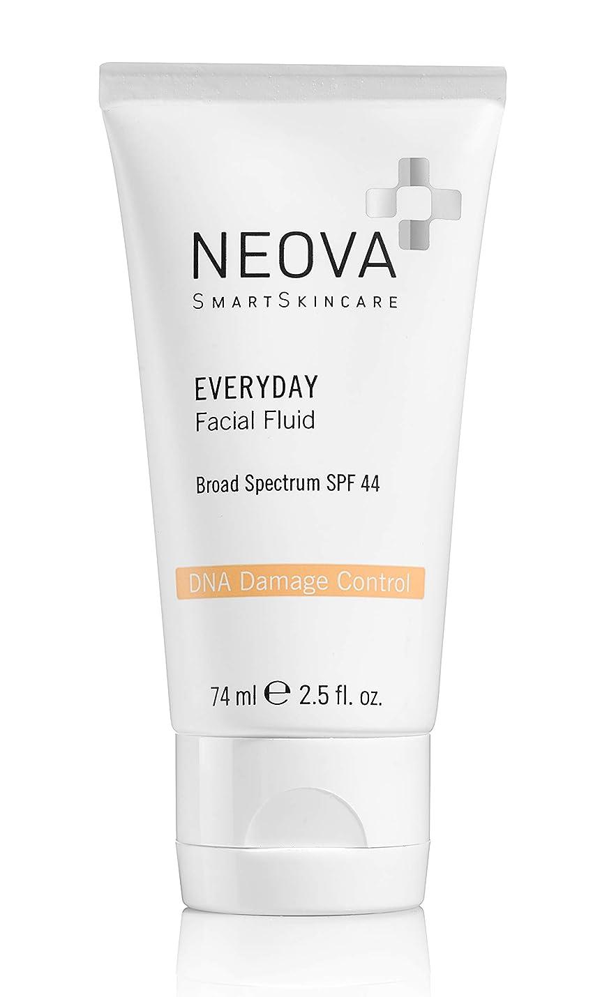 ささやき分析的画家Neova DNA Damage Control Everyday for the Face SPF 44 74 ml 2.5 oz