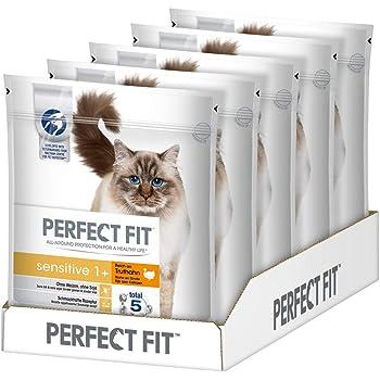 Perfect Fit Katzenfutter Trockenfutter Sensitive Ohne Weizen Und