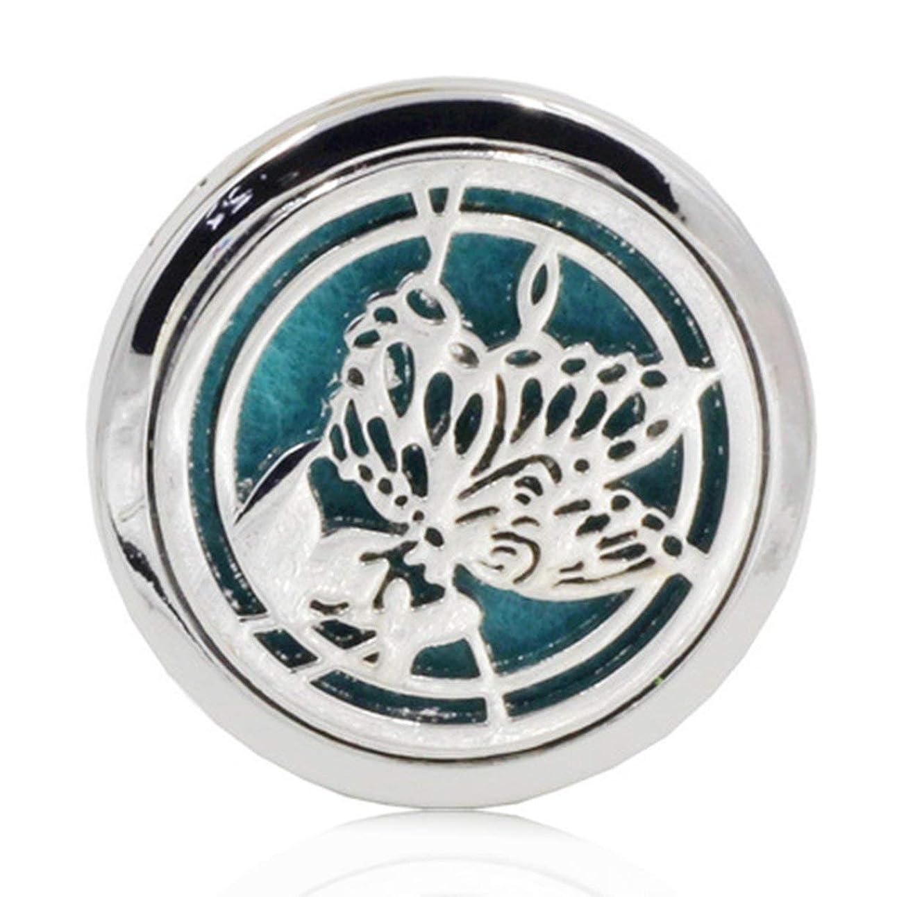 不正確消費する講義車のエアーベント香水クリップ付きワンピースランダムカラーフェルト香水シート車の香水エアフレッシュナー清浄器ホルダー - ランダム