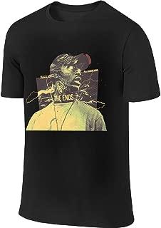 Men's Short Tra-vis Sc-OTT Art Sleeve T-Shirt Black