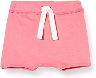Pink//Coral-3 Years Petit Bateau Dot Print Shorts Set Toddler Kids