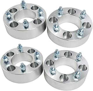 "Kawasaki Bayou Prairie Brute Force Mule 4x137 2pc 1/"" ATV 4//137 Wheel Spacers"