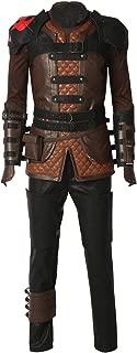 Mens Dragon Costume Halloween Cosplay Mens Suit Full Set Clothing