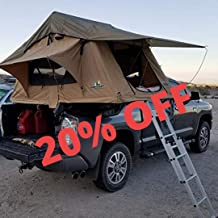 Tuff Stuff Delta Overland Roof Top Tent, 2 Person
