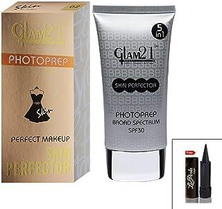 Glam 21 Skin Perfector Foundation with Laperla Kajal
