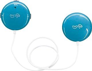 nicoja コードレス 低周波治療器 スマート低周波 Bluetooth接続 パールミントグリーン NK5020(G)
