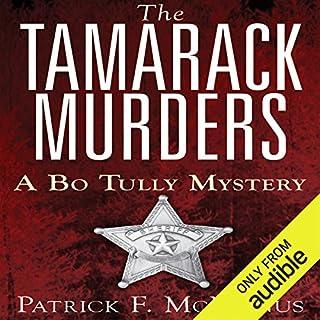The Tamarack Murders cover art