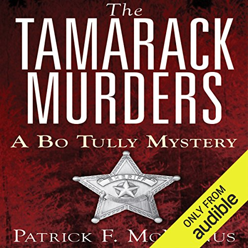 The Tamarack Murders audiobook cover art