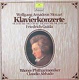 Mozart: Klavierkonzerte Nr.20,21,25,27 [Vinyl Schallplatte] [2 LP Box-Set]