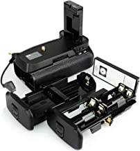 DSTE Replacement for Pro IR Remote MB-D31 Vertical Battery Grip Compatible Nikon D3100..