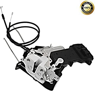 Front Left Driver Side Door Lock Latch Actuator Assembly for 2003-2008 Mazda 6