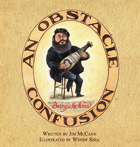 An Obstacle Confusion: The Wonderful World of Barney McKenna (English Edition)