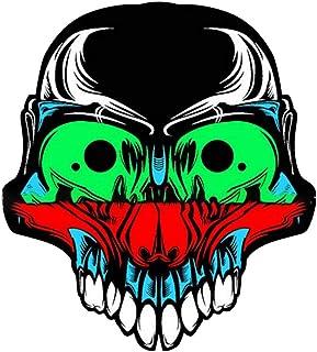maschera antipolvere teschio