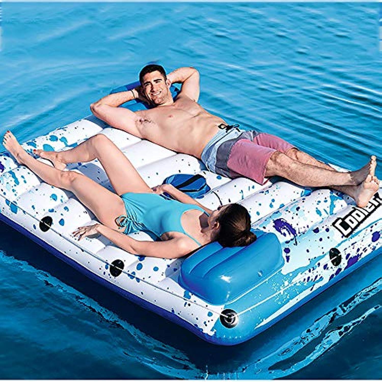 Aufblasbare Schwimmende Reihe Schwimmenden Stuhl Wasser Aufblasbarer Stuhl Schwimmbett Schwimmbad Aufblasbares Kissen Erwachsene Kinder Schwimmbad Schwimmende Beach Party Pool Lounge Stuhl,B