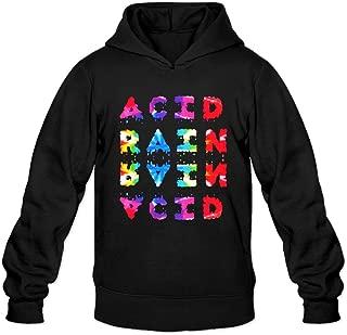 AK79 Men's Sweater Chance Rapper Acid Rap Black