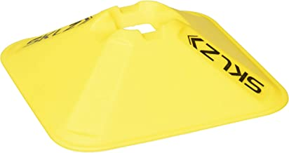 Sklz Soccer Pro Training Agility Cones - 6Inch, Set Of 4, Multi Color