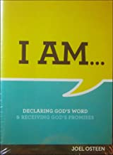 I AM... DECLARING GOD'S WORD AND RECEIVING GOD'S PROMISES; 3 AUDIO CDS AND ONE DVD