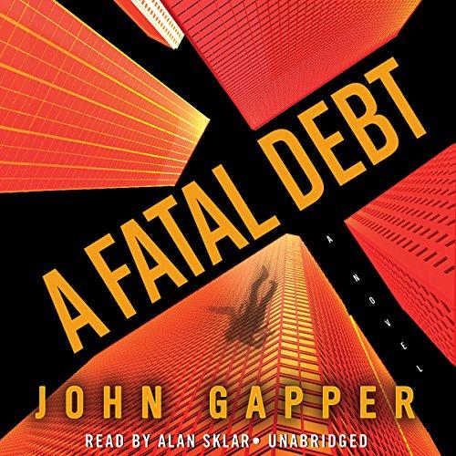 A Fatal Debt audiobook cover art