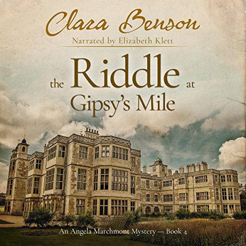The Riddle at Gipsy's Mile audiobook cover art