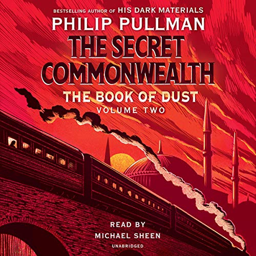 The Book of Dust: The Secret Commonwealth cover art