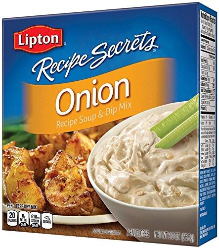 Lipton Recipe Secrets Onion Soup and Dip Mix 2 ea (9 Pack)