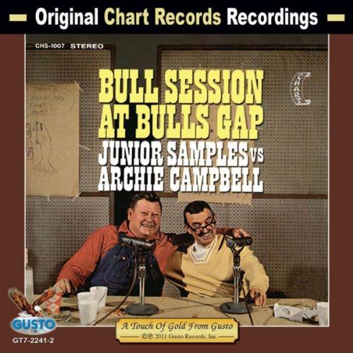 Bull Session At Bull's Gap