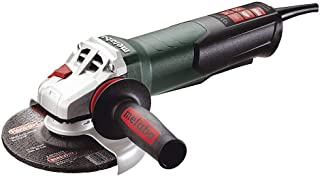 Angle Grinder, 6in. Dia, Paddle, 13.5A