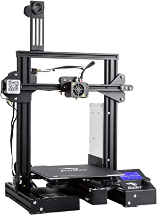 Comgrow Creality Ender 3 Pro 3D Printer with Removable Build Surface Plate and UL Certified Power Supply 220x220x250mm