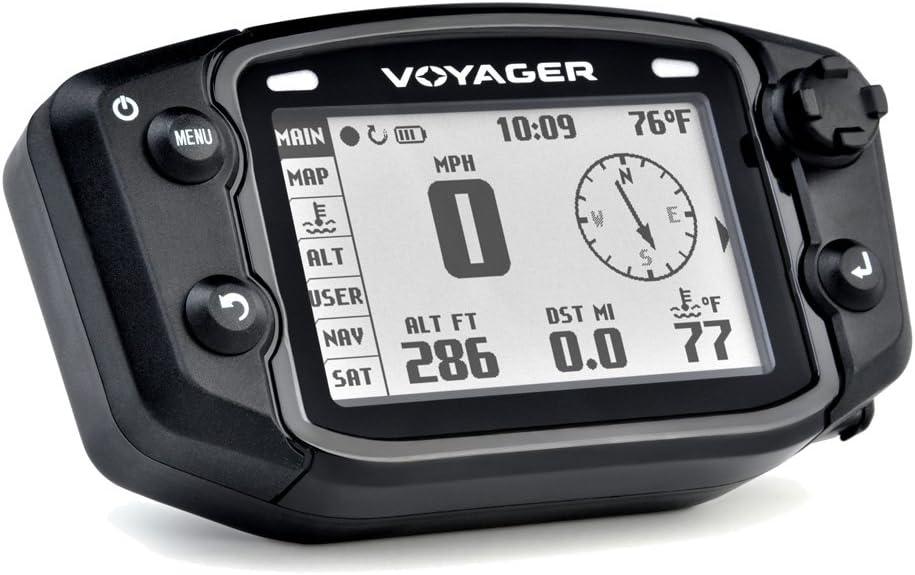 Trail Tech favorite 912-503 Voyager Black Popular popular Stealth Computer Moto-GPS
