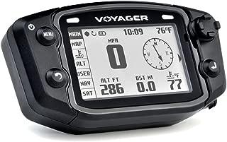 Trail Tech 912-502 Voyager Stealth Black Moto-GPS Computer