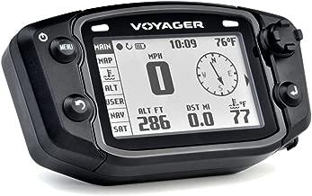 Trail Tech 912-102 Voyager Stealth Black Moto-GPS Computer