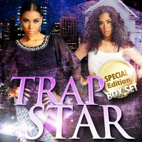 Trapstar Double Book (Parts 1 & 2 Boxed Set) audiobook cover art