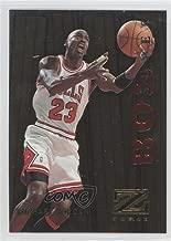 Michael Jordan (Basketball Card) 1997-98 Z-Force - Super Boss #10/SB