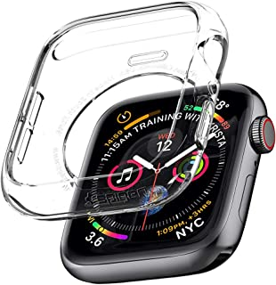 Spigen Liquid Crystal Designed for Apple Watch Case for 44mm Series 5 / Series 4 - Crystal Clear