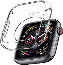 Spigen Apple Watch Funda, Liquid Crystal diseñado para Apple Watch 40mm Series 5 / Series 4 Case - Crystal Clear