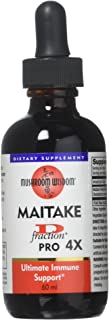 Maitake Products Maitake D Fraction Pro 4X - 60 mL
