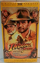 INDIANA JONES and the Last Crusade, Chapter 25 [VHS]