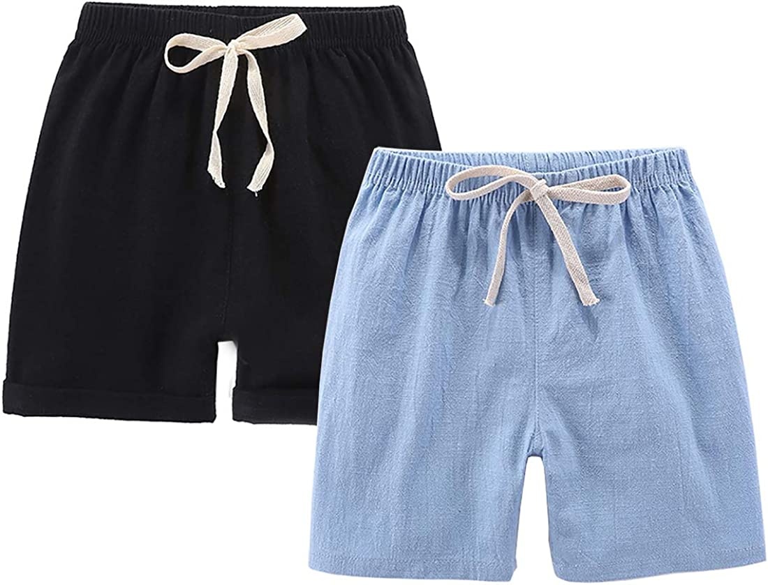 specialty shop RieKet Toddler Baby 2-Pack Translated Boys' Shorts
