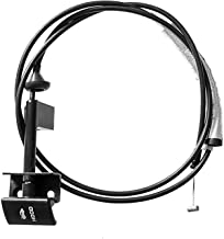 Hood Release Cable with Handle Fit 1997-2001 Jeep Cherokee 55235483AD 55235483AE