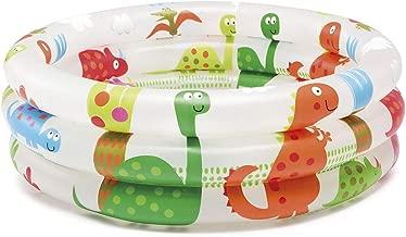 Intex 57106NP - Piscina hinchable colores con base hinchable 61 x 22 cm, 33 litros