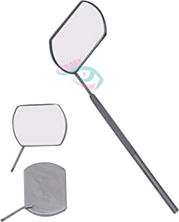 Eyelash inspection Mirror (60 X40 mm dia) - Beauty Lash