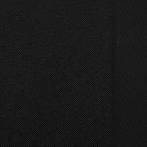 Cordura 1000 den - 1.110 dtex - Polyamidgewebe - 100 % Polyamid Cordura - Leinwandbindung Farbe: schwarz - extrem robuster, strapazierfähiger Stoff aus Cordura Nylon Breite = 150 cm, Gewicht = 350 gr/m² (530 gr/lfm) wasserabstoßende Imprägnierung, wa...