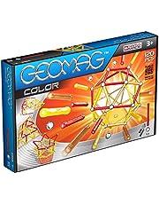 Geomag-255, Classic Color, Juego de construcción magnético, 120 Piezas (255)